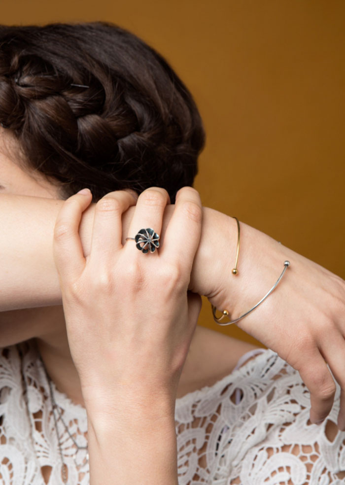 bracelet-leo-plaque-or