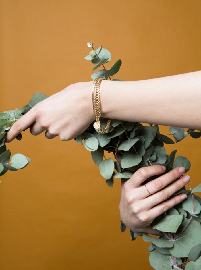 bracelet-robert-plaque-or